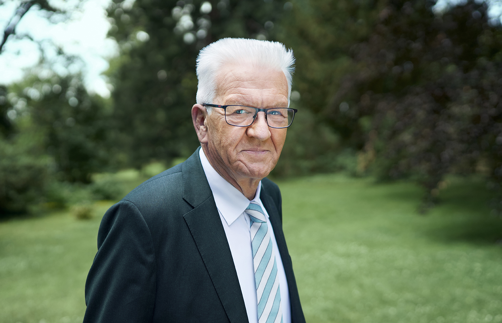 Winfried Kretschmann Bewahren Heisst Verandern